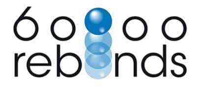 Logo 6000 rebonds